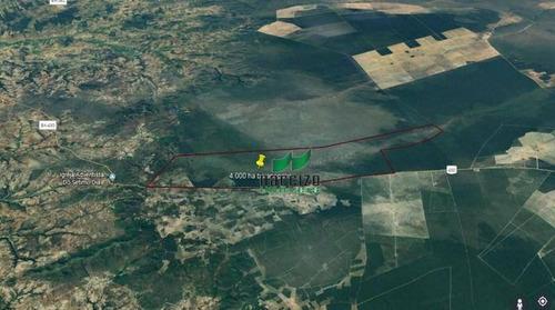 Fazenda À Venda, 80000000 M² Por R$ 36.000.000,00 - Centro - Baianópolis/ba - Fa0051