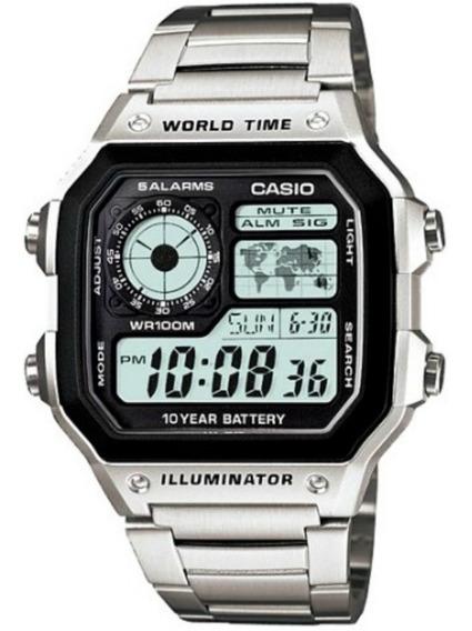 Reloj Casio james Bond Ae-1200whd-1avdf, Original