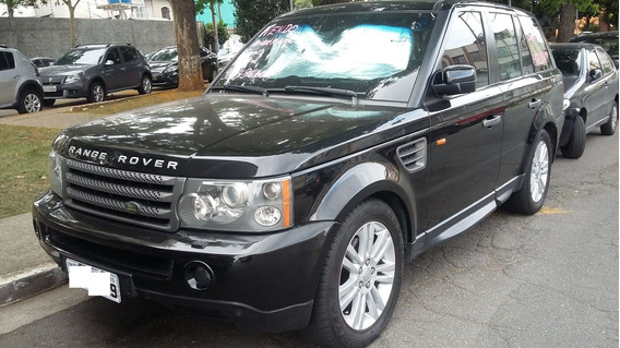 Range Rover Sport Se Blindado Nao E Hilux Pajero Dakar Jeep