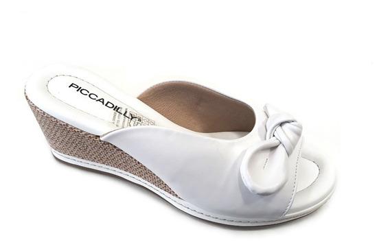 Zapato Mujer Piccadilly Zueco Moño Taco Chino 6cm 2019