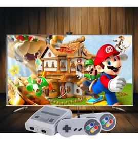 Super Mini Sfc Console Video Game 621 Jogos 8 Bits