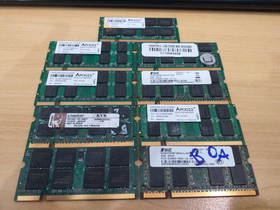 Memoria Ddr2 2g 800-6400-5300-667