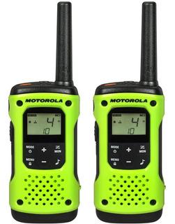 Radio Comunicador 35km Talkabout T600br Motorola Prova Dagua