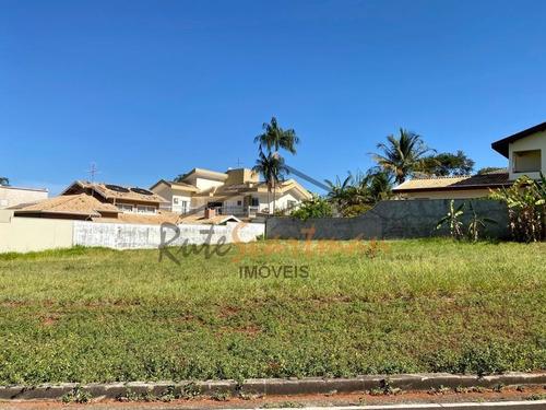 Imagem 1 de 30 de Terreno Residencial A Venda, 1160 M² Por R$ 1.160.000 - Condomínio Residencial Colina - Campinas/sp - Te0627