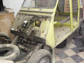 Citroën 3cv M28