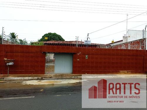 Imagem 1 de 18 de Casa Padrão À Venda Em Campo Maior/pi - 73