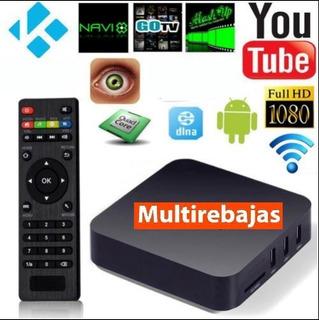 Nuevo Tv Box 4k 1gb Ram 8gb
