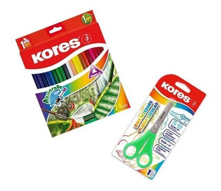 Kit Colores Y Tijeras