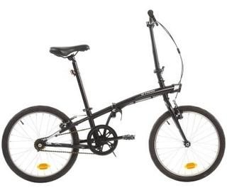 Bicicleta Plegable Rod 20 B-twin
