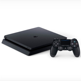 Playstation Slim 1 Tera + The Last Of Us Ps4 Sony
