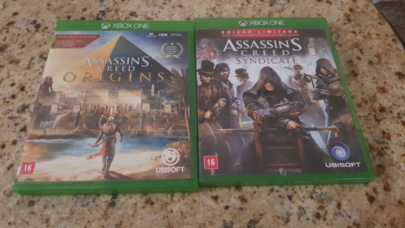 Games Assassins Creed X Box One
