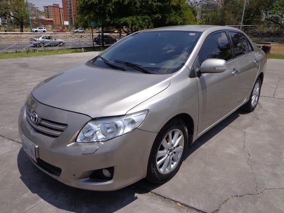 Toyota Corolla Automático Gli