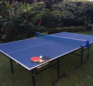 Mesa De Ping Pong Tenis De Mesa Stiga