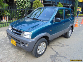 Daihatsu Terios 1.3l Mt 1300cc 4x4 Fe