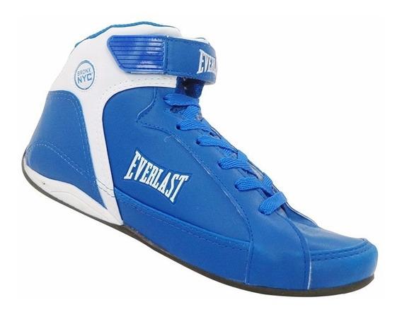 Tênis Everlast Jump Azul E Branco