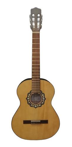 Imagen 1 de 4 de Guitarra Criolla Fonseca 25 Colores Mate Op Libertella