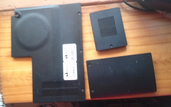 Tampas Carcaça Inferior (3pcs) Notebook Lg R590 5100