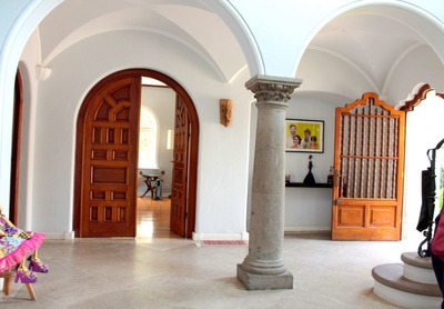 Linda Casa En Renta Lomas De Chapultepec