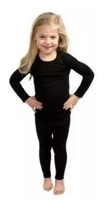 Paq 12 Leggins Termicos Niños Mallas Leggings Con Envio