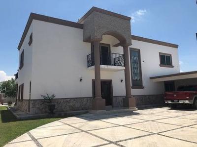 (crm-431-2443) Quinta En Venta Portal Del Norte Zuazua N L