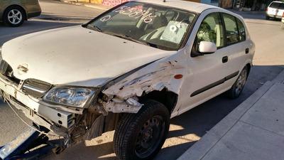 Nissan Almera 2002 En Partes Desarmo