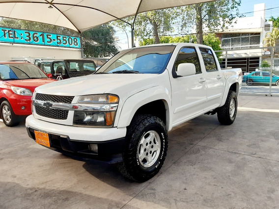 Chevrolet Colorado Blanca 2008