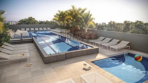 Apartamento Para Venda Em São Paulo, Quarta Parada, 2 Dormitórios, 1 Suíte, 2 Banheiros, 1 Vaga - Cap2696_1-1254627