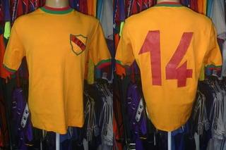 Seleção Gaúcha Década De 70 Camisa De Jogo G # 14.