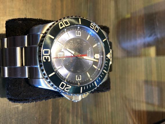 Relógio Victorinox Maverick Azul Automatic 241706