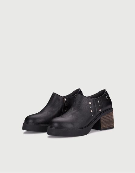 Zapato Plataforma Bahilia Viamo Dama Cuero