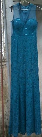Vestido Feminino Social Longo Tm;p