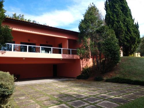 Condomínio Fechado Ibiúna 5.000 M Ampla Casa, Piscina, Campo