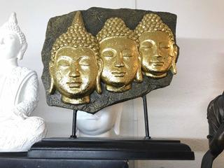 Buda Mantra Figura Decorativa