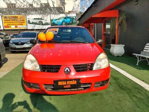 Imagem 1 de 10 de Renault Clio 1.0 16v