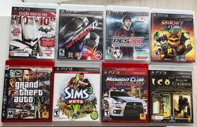 8 Jogos Para Playstation 3 ( Ps3 )
