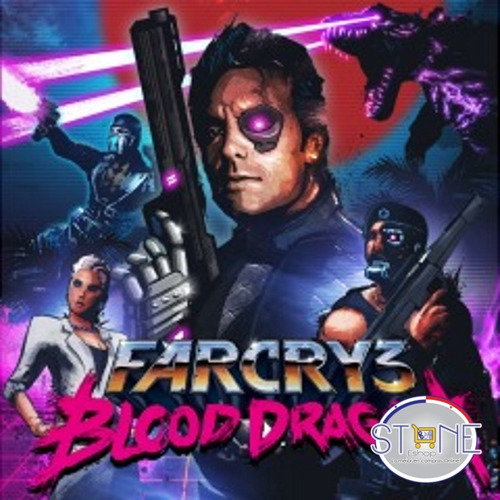 Far Cry 3 Blood Dragon Ps3