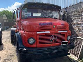 Mercedes-benz 1517 Tractor Muy Bueno