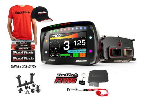 Fueltech Ft600 Com Chicote - 12x Sem Juros + Kit Brindes
