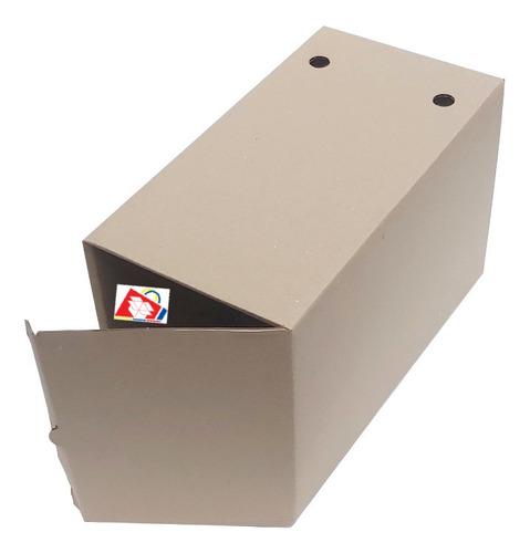 100 Cajas Para Archivo X200 Reglamentaria Tipo Nevera