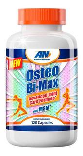 Osteo Bi-max 120 Cápsulas - Arnold Nutrition