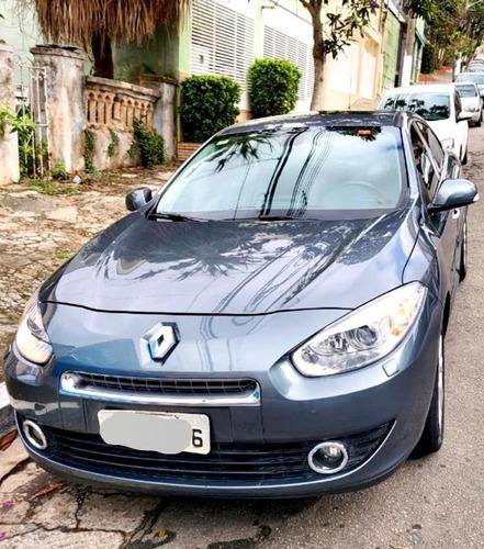 Renault Fluence 2013 2.0 Privilège X-tronic Hi-flex 4p