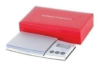 Mini Balança Digital Diamond Alta Precisão 500g Unli@