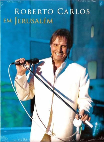 Dvd Roberto Carlos - Em Jerusalém