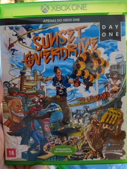Sunset Overdriver Jogo Xbox One