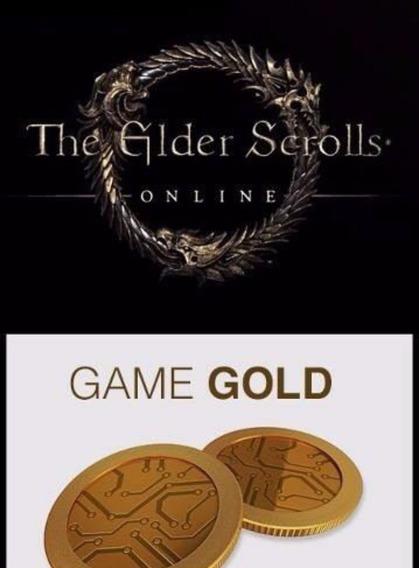 200k De Gold No Jogo Elder Scrolls Online (eso) Ps4 Na