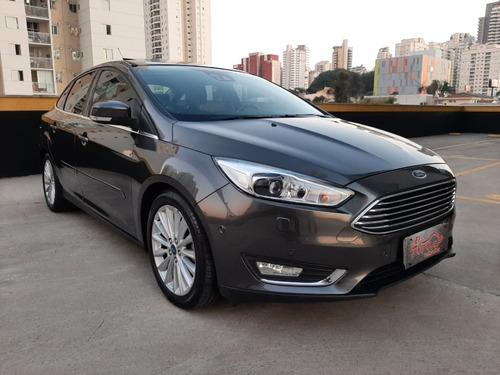 Ford Focus Fastback Titaniun Plus