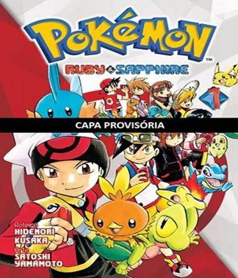 Pokemon Ruby E Sapphire - Vol 01