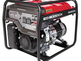 Generador Eg 5000 Cx Honda Redbikes Mejor Precio Contado