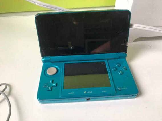 Nintendo 3ds(novo,pouco Tempo De Uso)com 6 Jogos.