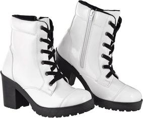 d49c5209aa Sapatos Femininos Salto Alto Doctor Shoes - Botas para Feminino ...